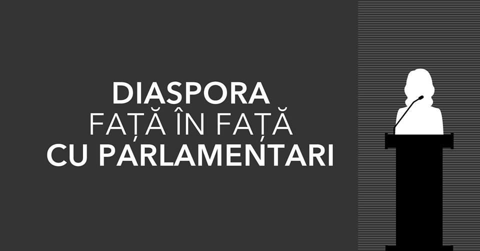 Diaspora civica si parlamentarii romani