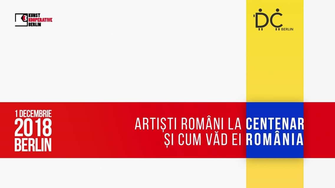 Artisti romani la Centenar DC Berlin