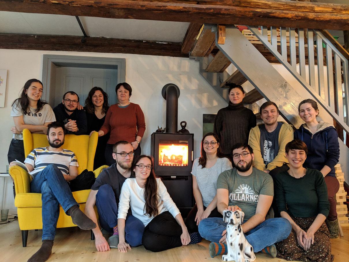 Echipa Diaspora Civica Berlin 2019