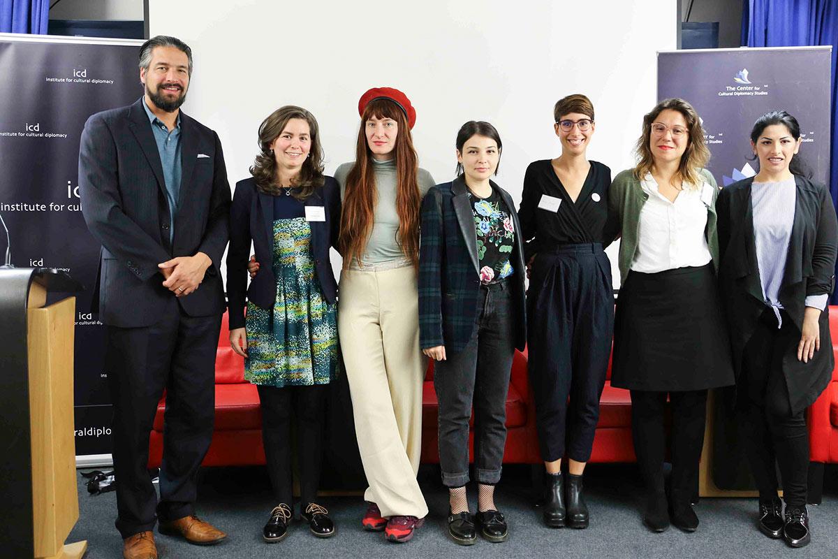 Diaspora Civica Berlin la ICD 2018