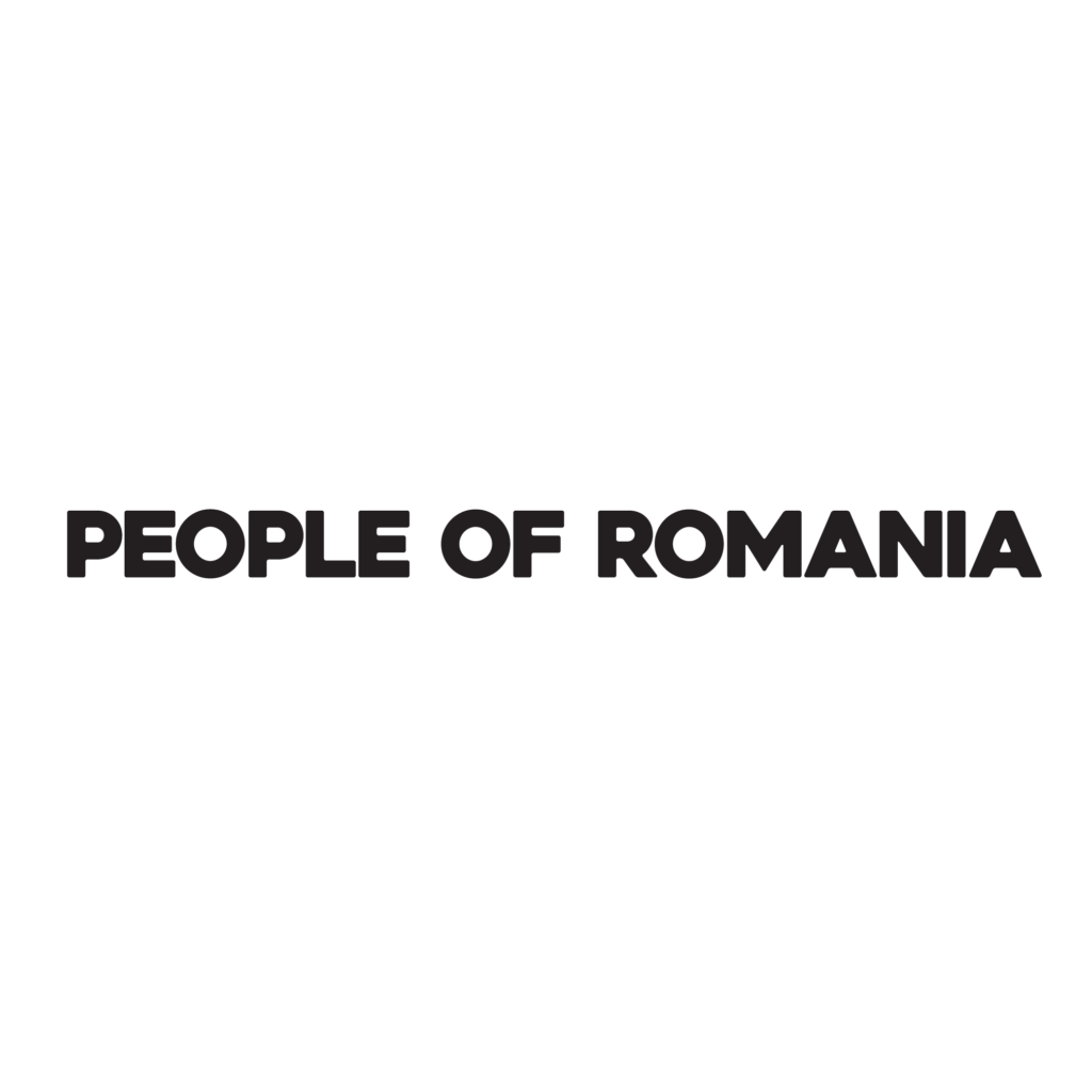 Logo People of Romania