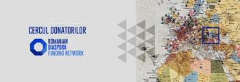 #NäherzuRumänien beim Donors' Circle Romanian Diaspora Funding Network